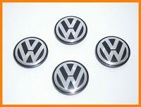 VW TRANSPORTER '03-2015 TOUAREG '03-'15 ALLOY WHEEL CENTRE CAPS 69mm 7L6601149B