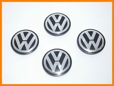 VW TRANSPORTER '03-2015 TOUAREG '03-'15 ALLOY WHEEL CENTRE CAPS 69mm 7L6601149B