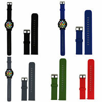 20mm Sports Silicone Band Strap for Samsung Gear S2 Classic R732 Smart Watch MS