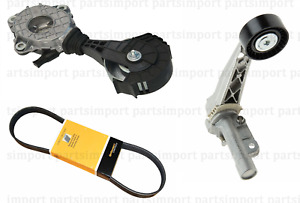 Drive Belt Tensioner + Friction Wheel + Drive Belt DAYCO / URO / CONTI for MINI