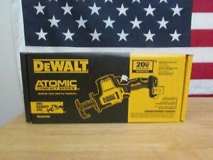DEWALT DCS369 ATOMIC 20V 20 Volt MAX Lithium-Ion Brushless Reciprocating Saw 563
