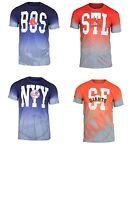 MLB Baseball Team Logo Gradient Tee T-Shirt - Pick Your Team!