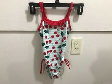 Toddler girls size 4 adorable one piece swimsuit