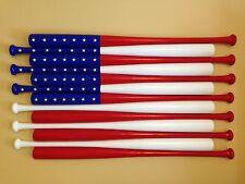 "Custom Baseball Bat American Flag (30"" Bats)"