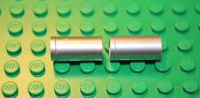 LEGO Pin-Verbinder 4 Stück 4212355 Hülse silber aus 10179 8285 10174 4896 8416