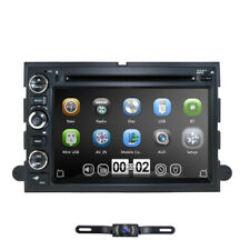 For 2004-2008 Ford F150 F-150 Car GPS Navigation DVD Player Stereo Radio+ Camera
