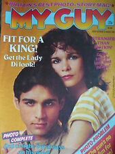 MY GUY MAGAZINE 1ST AUG 1981 - THE POLECATS