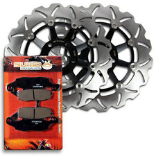 Suzuki Front Brake Rotor + Pads GSF 650 Naked/Faired Bandit Non ABS [2005-2006]