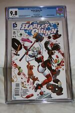 Harley Quinn #26 CGC 9.8 First Red Tool