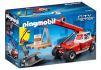 Playmobil 9465 - Fire Crane - NEW!!