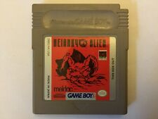 Heiankyo Alien (Nintendo Game Boy, 1990) used