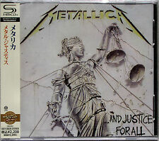 Metallica , ...And Justice Forall   ( CD_SHM-CD_Japan )