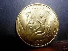 VATICANO Giovanni Paolo II  200 Lire 1988  FDC ( UNC)
