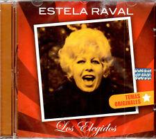 Estela Raval Los Elegidos Temas Originales    BRAND NEW SEALED  CD