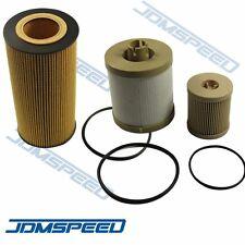 Diesel Oil Filter Fuel Filter Ford Powerstroke 6.0L 03-07 FL2016 FD4604 FD4616