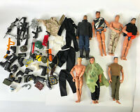 "1990s 12"" Action Man Figure Doll Weapons Accessories GI Joe M&C Formative Lot 11"