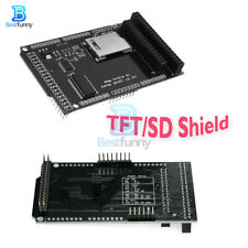 TFT/SD Shield Expansion Board Module For Arduino Due Mega 2560 LCD Module