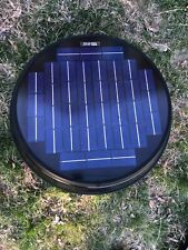 Solatube Solar Star Attic Fan - Pitched Roof (RM 1600)  w/ Thermal Switch