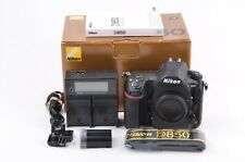 MINT- NIKON D850 45.7MP DSLR BODY, ONLY 549 ACTS, BOXED, USA VERSION, CLEAN