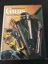 """""""The World's Great Guns"""" Frederick Wilkinson (Hardcover, 1977) *GC*"""