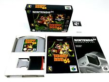 Nintendo 64 Donkey Kong 64 [FAH]  Expansion Pak & Tool & included ► VGC ◄ N64