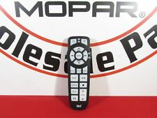 DODGE CHRYSLER New Wireless Media System Remote Control NEW OEM MOPAR