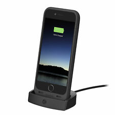mophie juice pack dock - For iPhone 6s/6 - Black