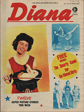 Diana for Girls Magazine No. 159  5 March 1966