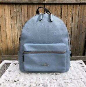 Authentic Coach Medium Backpack