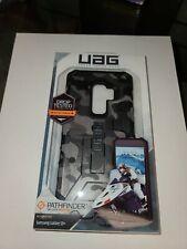 Urban Armor Gear (UAG) Samsung Galaxy S9+ Pathfinder Tough Case Cover Camo Black