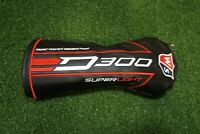 Wilson Golf D300 Superlight 3W Fairway Wood Headcover Head Cover Very Good