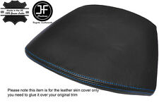 BLUE STITCHING SPEEDO HOOD LEATHER COVER FITS HYUNDAI IX35 2010-2015
