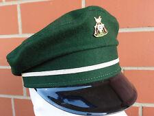 Schützenmütze, Uniformmütze, grün Gr. 55