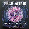 Magic Affair ‎CD Single Give Me All Your Love - Europe (VG+/VG+)