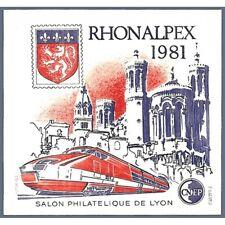 "BLOC CNEP N°2 ""RHONALPEX"" 1981"
