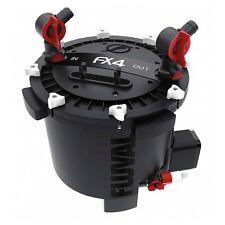 Fluval FX4 Außenfilter für Aquarien bis 1000 L,2600 l/h NEUHEIT