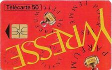 FRANCE TELECOM YVRESSE 50 UNITS PHONECARD