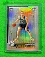 DZANAN MUSA NBA HOOPS ROOKIE CARD SP#/25 NETS 2018-19 PANINI HOOPS BAKSETBALL