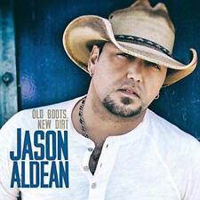 Jason Aldean - Old Boots, New Dirt (NEW CD)
