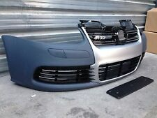 VW Golf R32 Front Bumper Complete MK5 With Inserts Grill 2004-2009 TDI GTI TSI