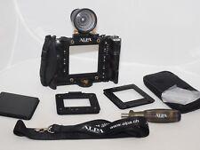 Alpa 12 SWA Shift Wide Angle camera. Alpa Optical ViewFinder and Accessories.