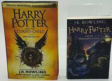 Harry Potter By J K Rowling Childrens Story Books Bundle B/2#