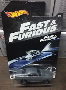 70 Chevelle SS Automobile Fast & Furious Car 1/64 6 CM Hot Wheels And Auto