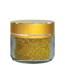 Oro en Polvo - 100mg - 24 Quilates - 99,9% Pura - Comestible - Pan de Oro