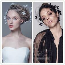 High Quality Bridal Net Birdcage Face Veil Fascinator Party Celebrity veils 2017