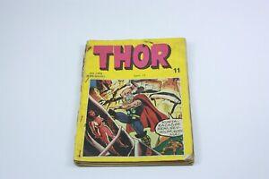 THOR #11 - Turkish Comic Book - 1980s - Very Rare - MARVEL COMICS