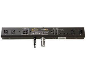 Transcension Showbar  T Bar Built in Lighting Controller Prolight
