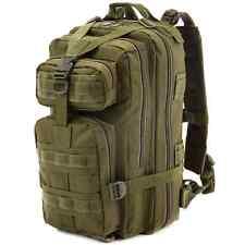 Us army assault Pack mochila 26 litros lucha bolso uso mochila verde oliva