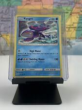 SHIPS SAME DAY Pokemon Card NM/M Kyogre 53/236 Basic Water Type 2019 Rare