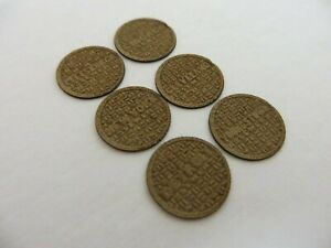 1/48 1/43 O scale laser cut sewer caps manhole covers CUSTOM ENGRAVED ANY NAME!